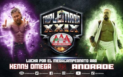 One Nation Radio – 8/16/21 – Rampage/Dynamite/AAA Triplemanía XXIX/Stardom 5 Star Grand Prix