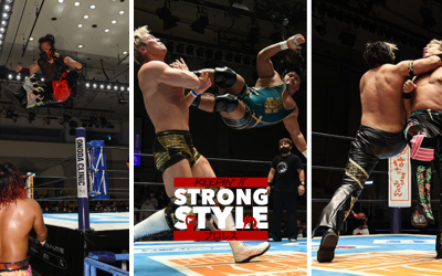 Keepin' It Strong Style – EP 196 – NJPW Wrestle Grand Slam in MetLife Dome Preview