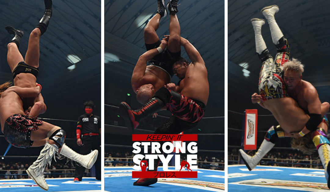 Keepin' It Strong Style – EP 199 – G1 Climax 31 Nights 1 and 2 Review
