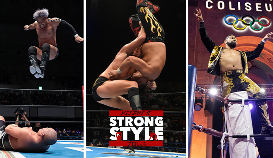 Keepin' It Strong Style – EP 200 – G1 Climax 31 Nights 3-5 Review + Rocky Romero Interview