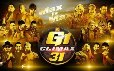 Keepin' It Strong Style G1 Climax 31 Pick 'Em Contest