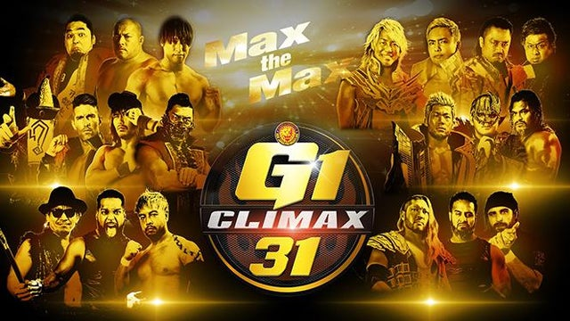 Keepin' It Strong Style G1 Climax 31 Pick 'Em Contest Results