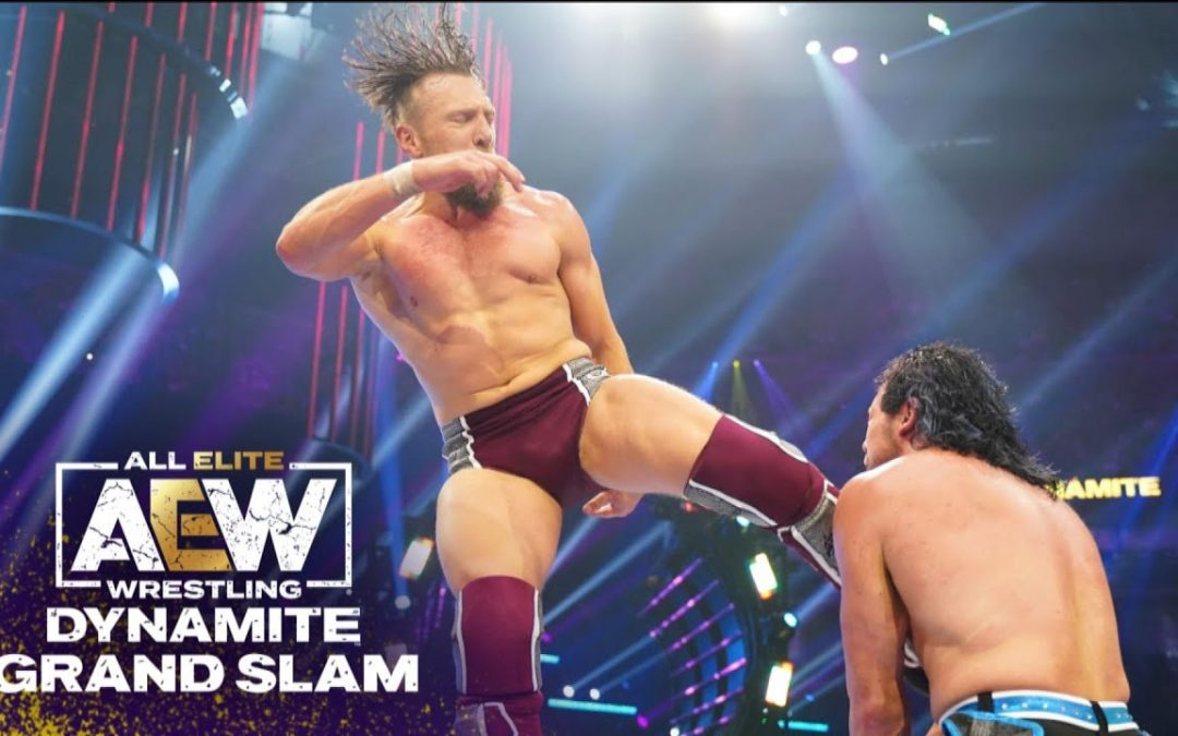 One Nation Radio – 9/24/21 – Danielson vs Omega/WWE Extreme Rules Preview/Stardom 5 Star Grand Prix 2021 Final Preview