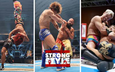 Keepin' It Strong Style – EP 202 – G1 Climax 31 Nights 11-14 Review with Chris Samsa