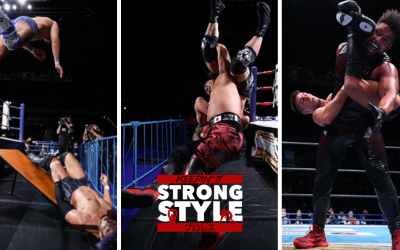 Keepin' It Strong Style – EP 203 – G1 Climax 31 Nights 15-17 Review