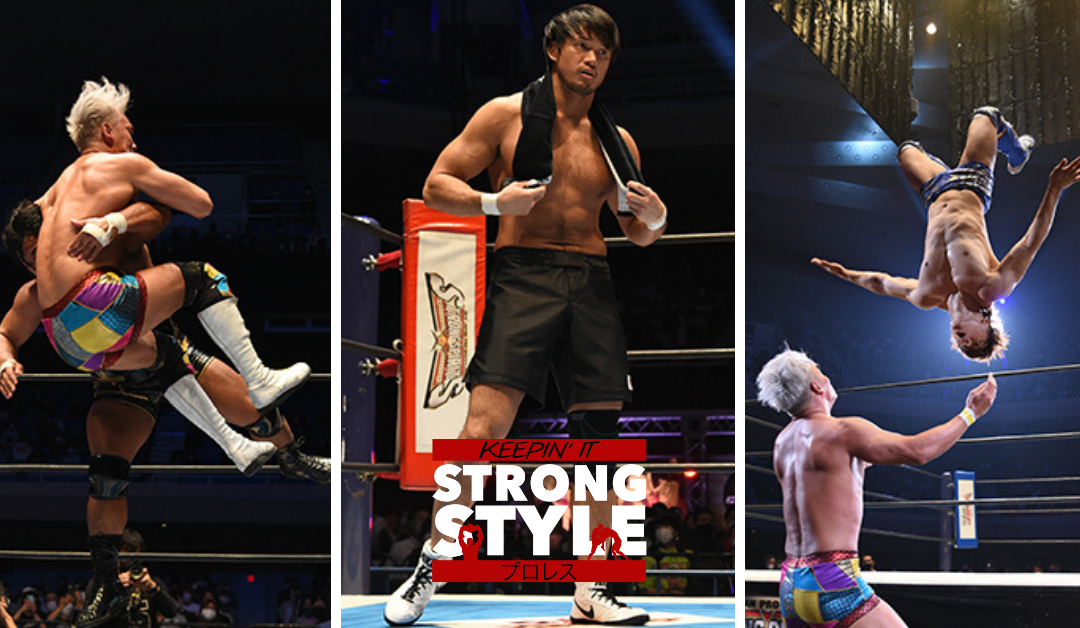 Keepin' It Strong Style – EP 204 – G1 Climax 31 Finals Review