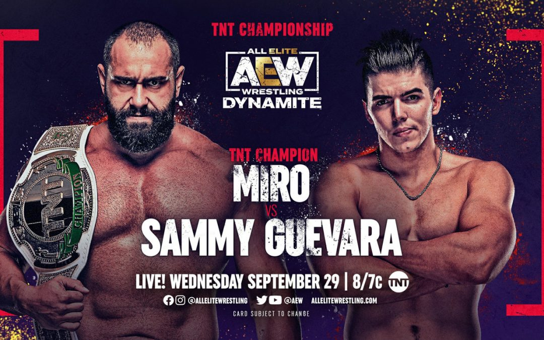 All Things Elite Episode 124: AEW Dynamite/Rampage Review and Preview of the Dynamite 2nd Anniversary show